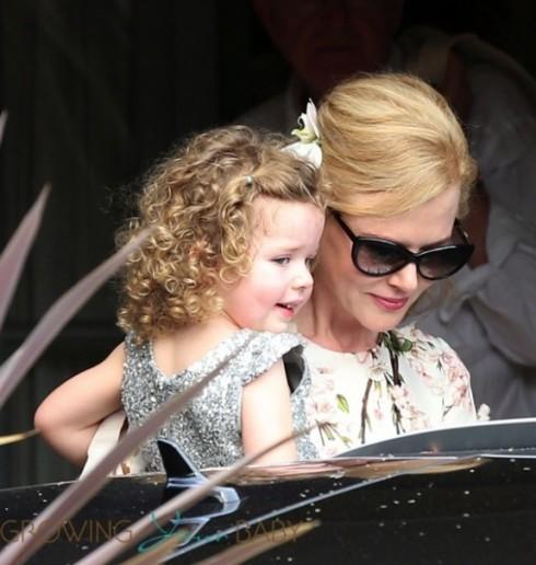 FIV Nicole Kidman